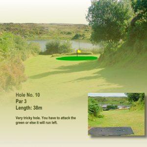 Course Hole 10