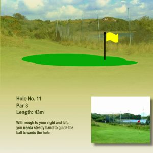Course Hole 11
