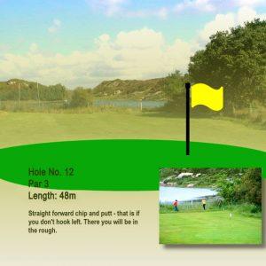 Course Hole 12
