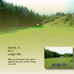 Course Hole 13