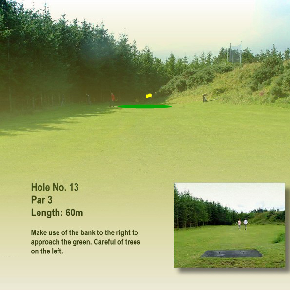 Hole 13