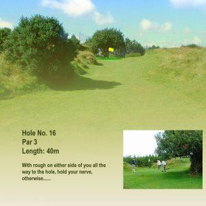 Course Hole 16