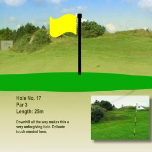 Course Hole 17
