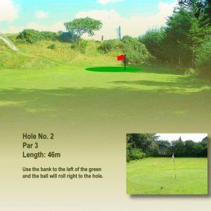 Course Hole 2