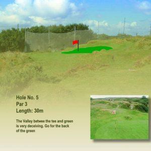 Course Hole 5