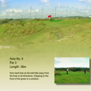 Course Hole 6