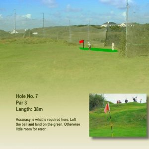 Course Hole 7
