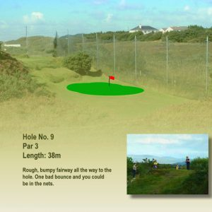 Course Hole 9